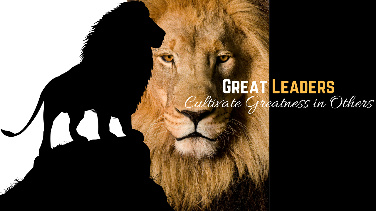 Want great leadership? 1 beastly perspective that rules.