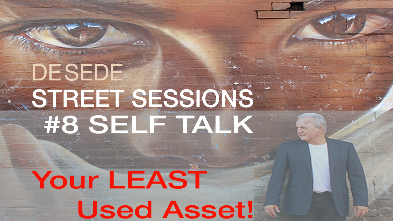 #8 Street Sessions: Self Talk