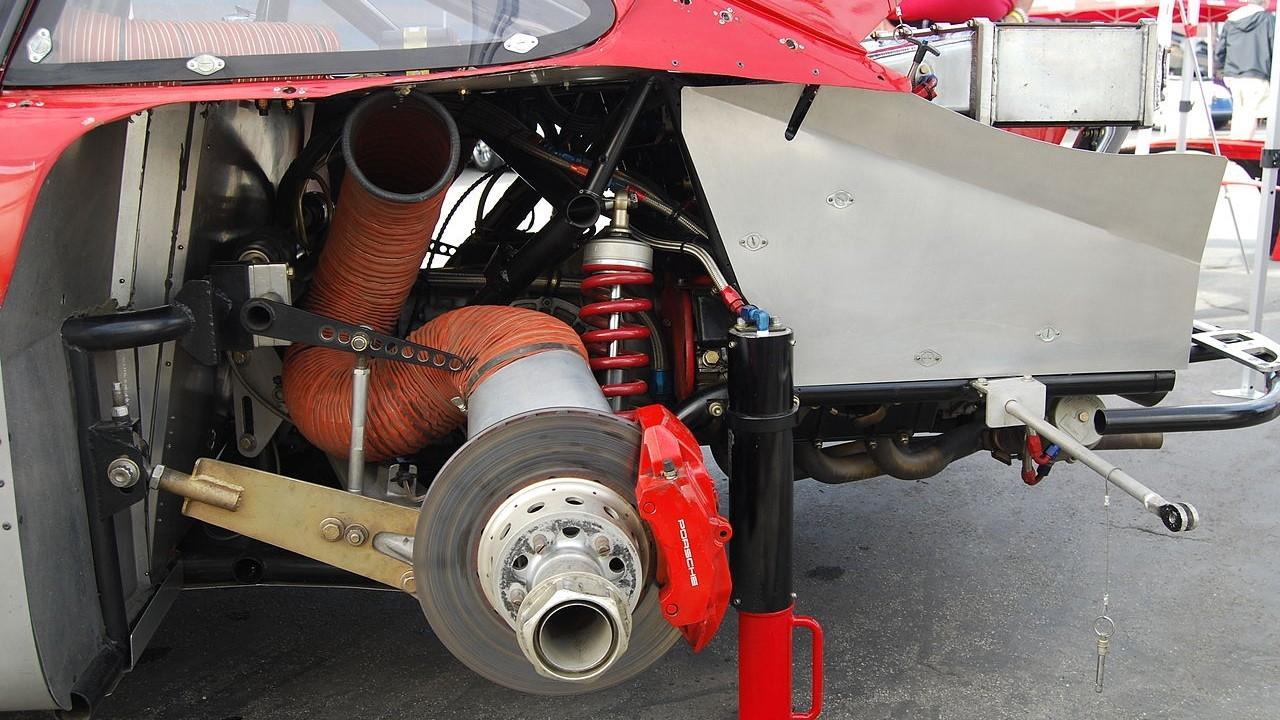 Racing Car Technology Blog