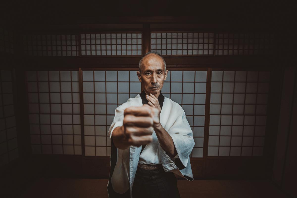 Maestro arti marziali