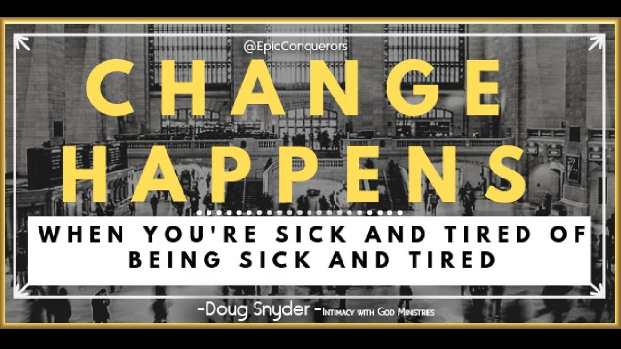 Overcoming Toxic Relationships with Doug Snyder