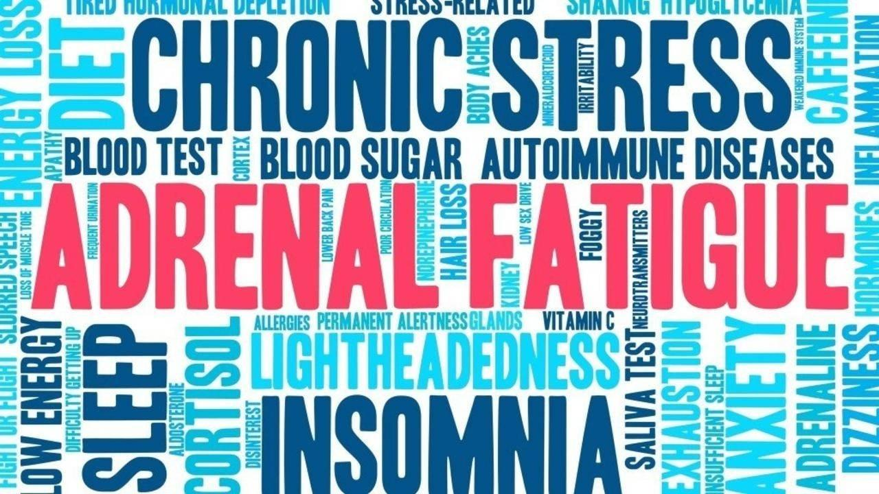 Free Adrenal Fatigue Quiz - What is it and could you have it?