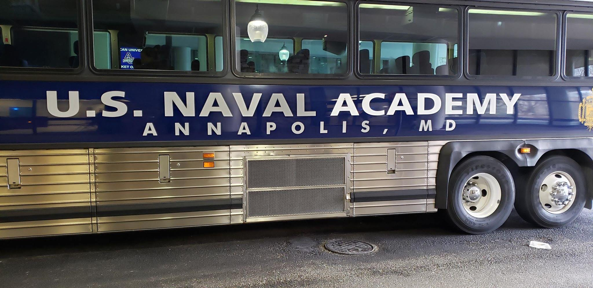 Academy Insider's Guide - Induction Day United States Naval Academy