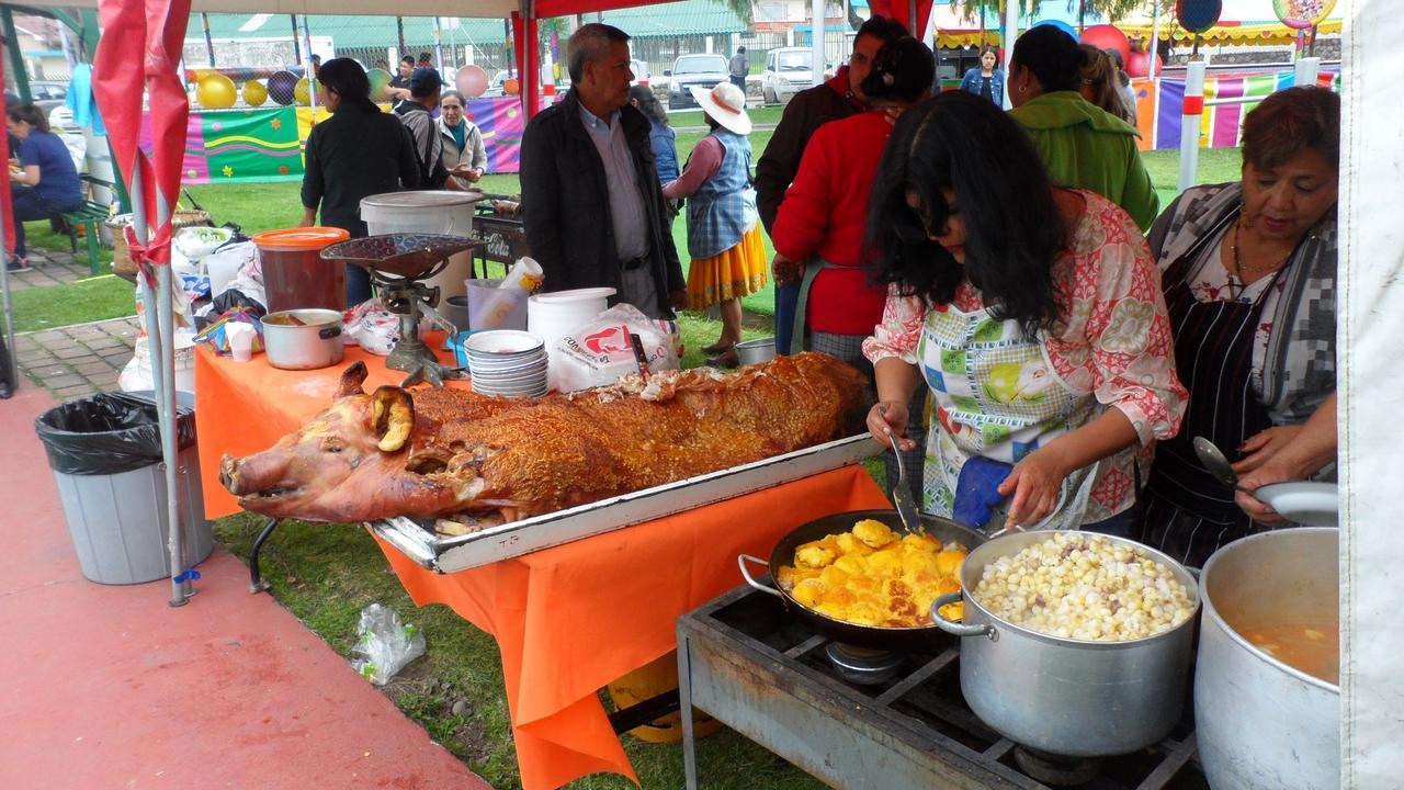 Expat Life: Sunday Surprises in Cuenca, Ecuador