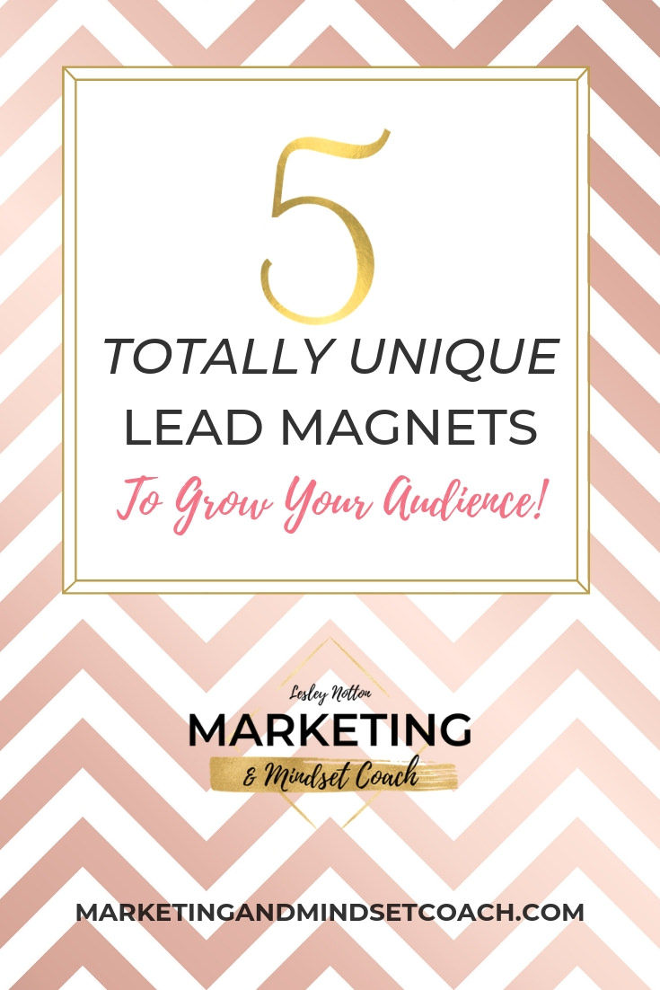 unique_lead_magnets_to_grow_your_audience