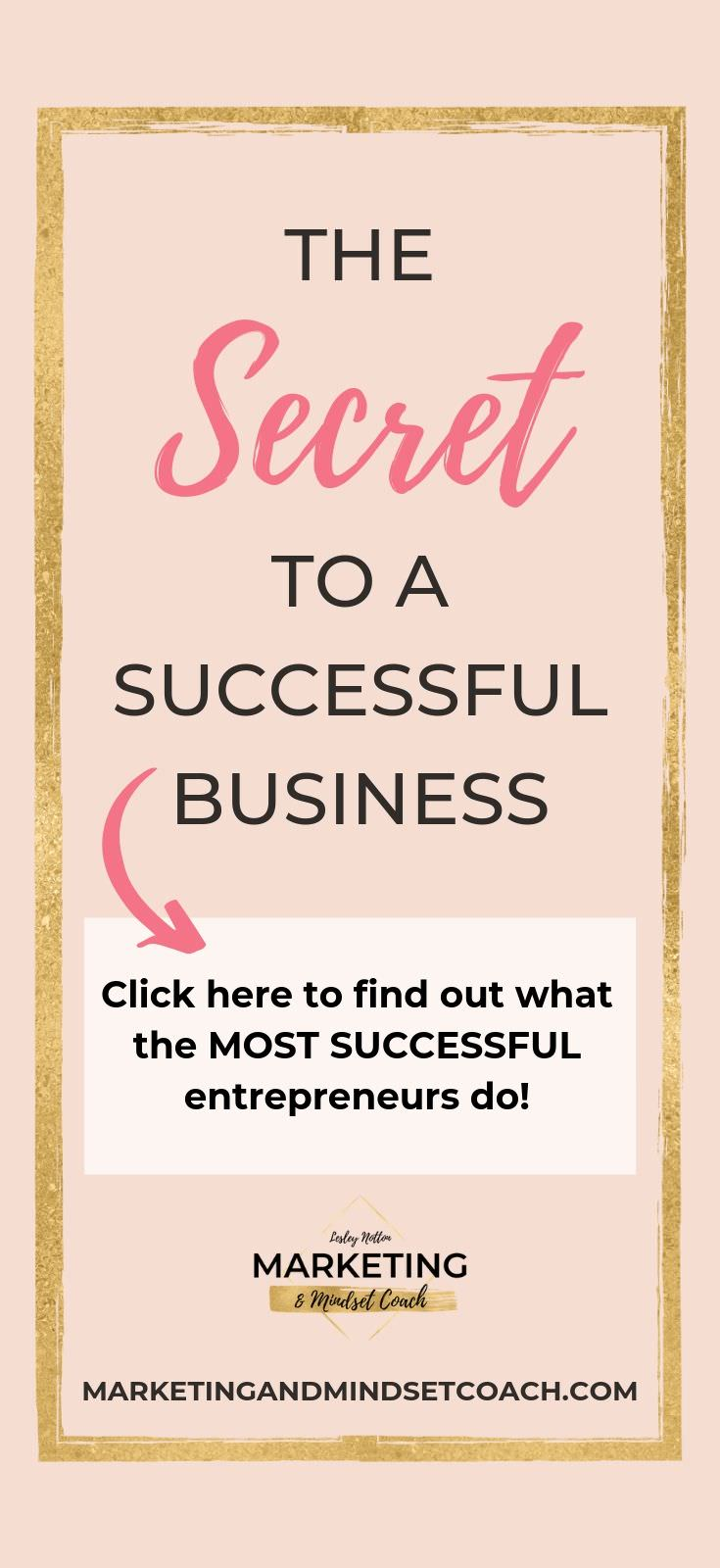 SUCCESS TIP BUSINESS OWNERS