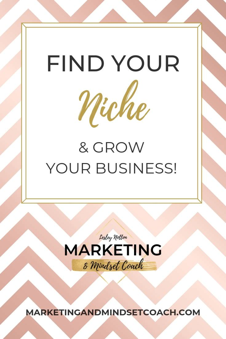 WHAT IS A NICHE