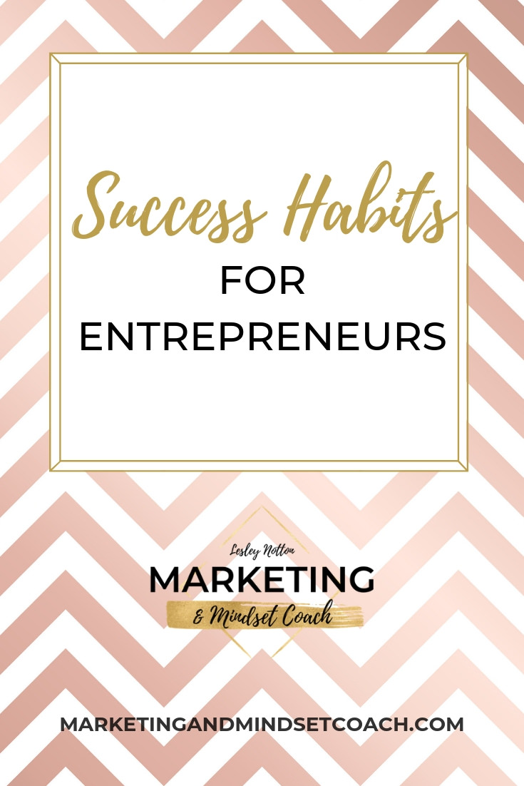 success_habits_for_entrepreneurs
