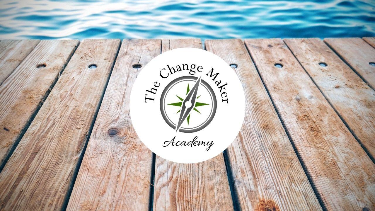 The Change Maker Academy Logo Emma Shenton Change Management