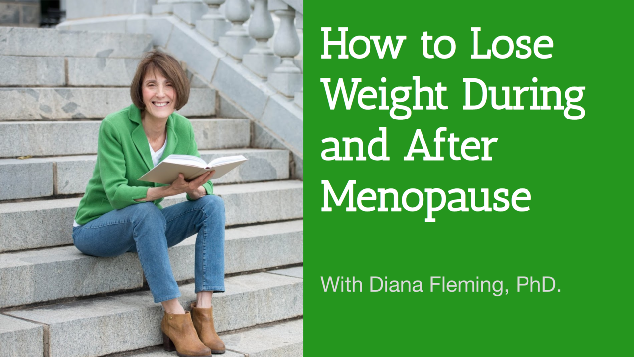 6 Step Guide to Weight Loss During and After Menopause