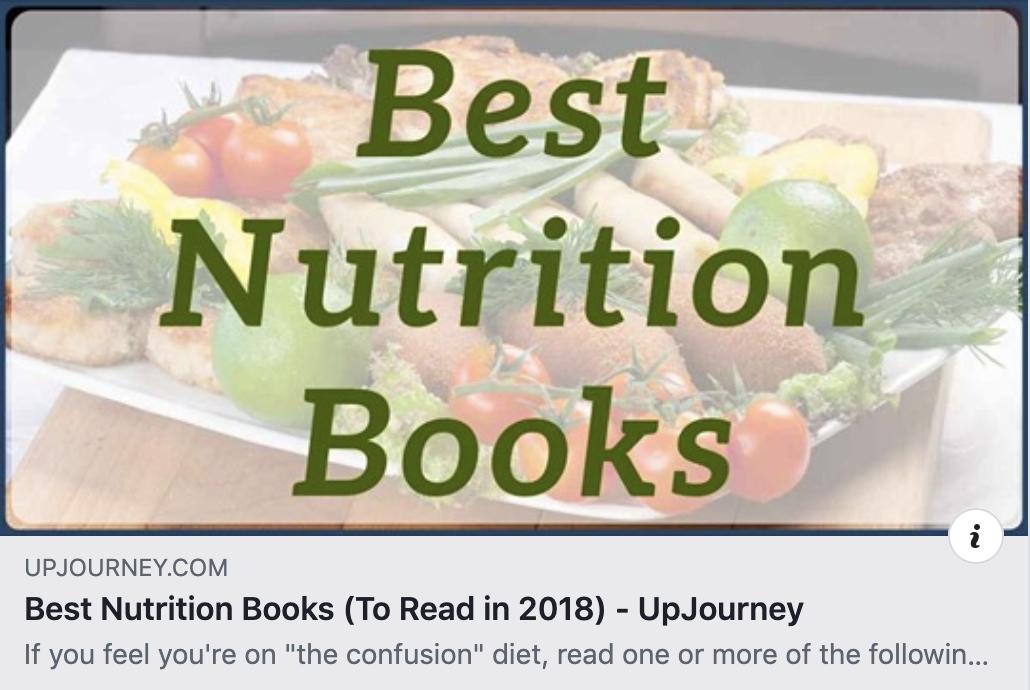 Best Nutrition Books 2019 Best Nutrition Books (To Read in 2019)