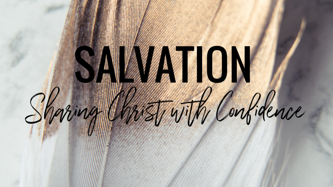 SALVATION - What Do We Need to Be Saved From?