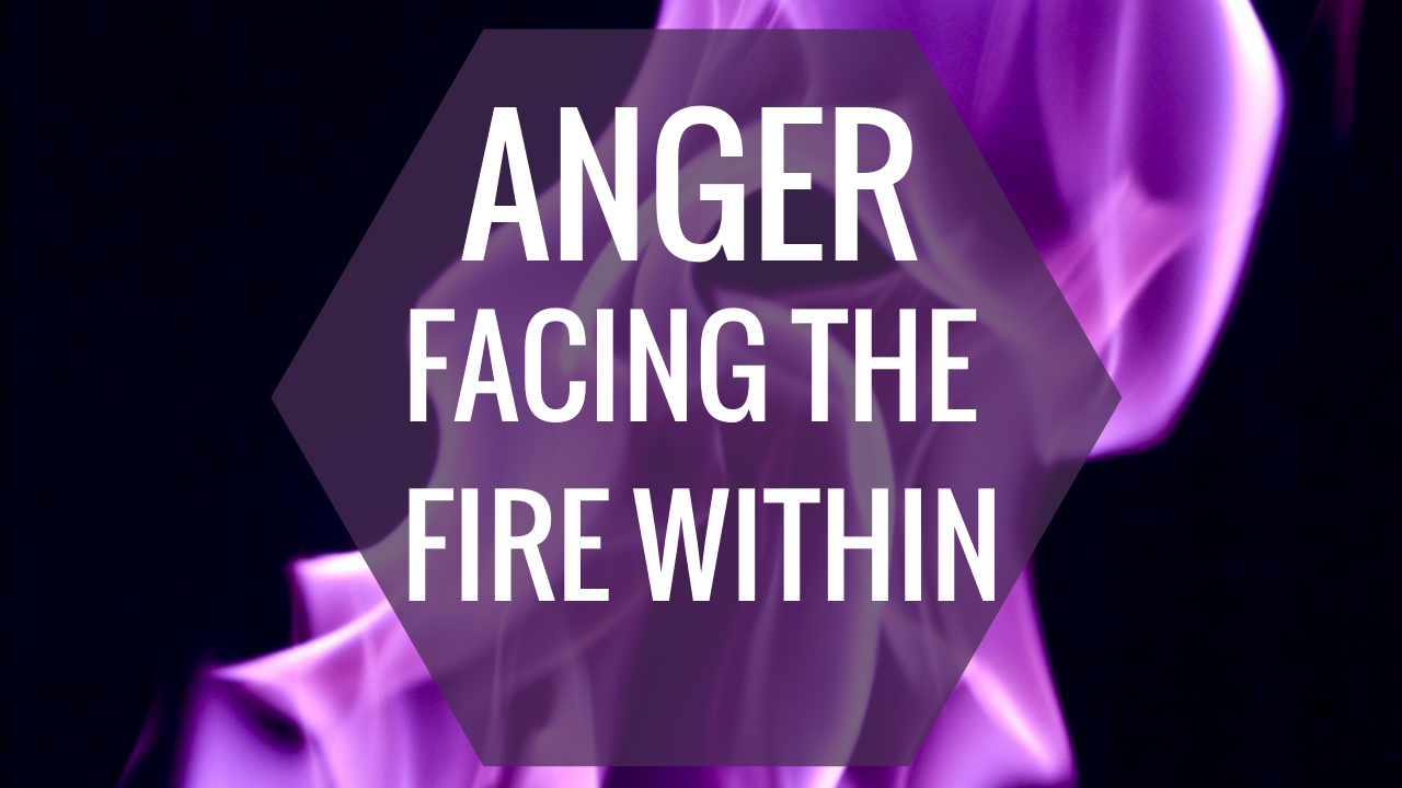 LOOKING THROUGH THE LENS OF ANGER