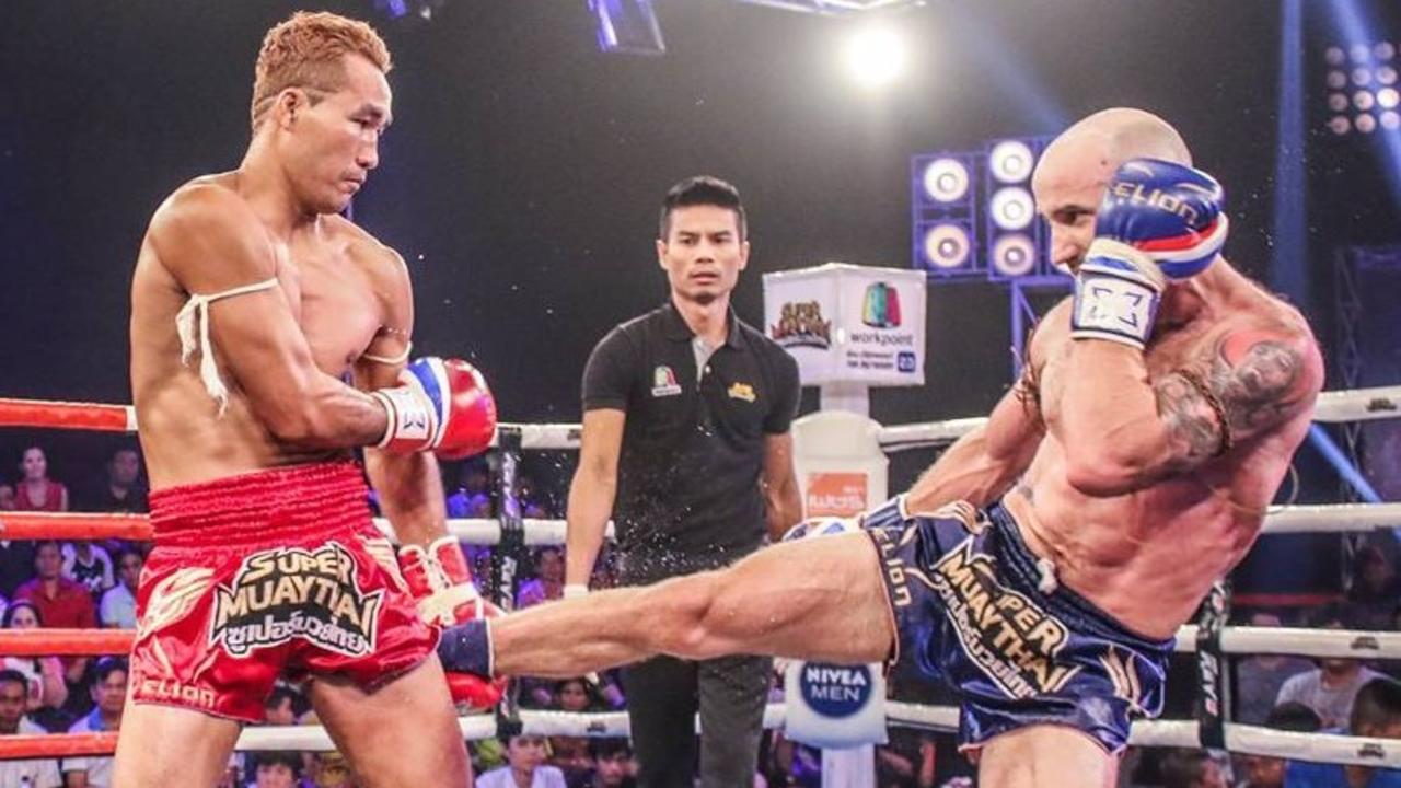 Hook up boxe thaïlandaise yaya Nadech rencontres 2015