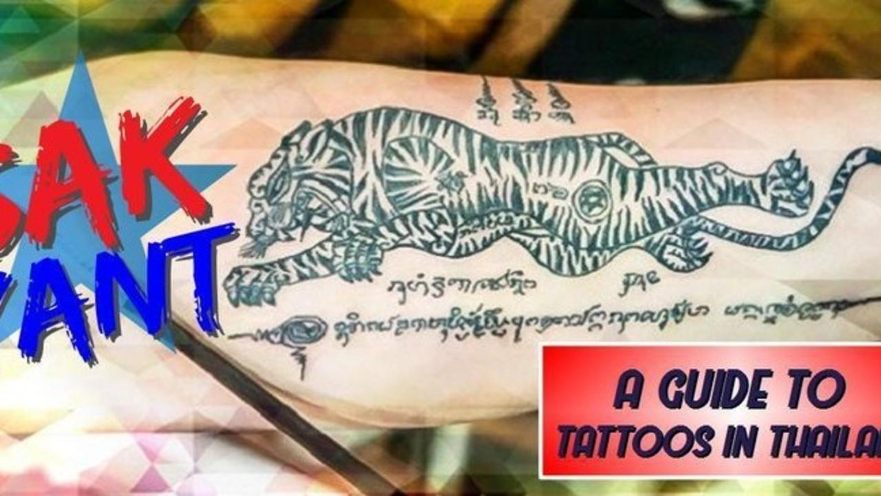 How To Get A Sak Yant Tattoo In Thailand