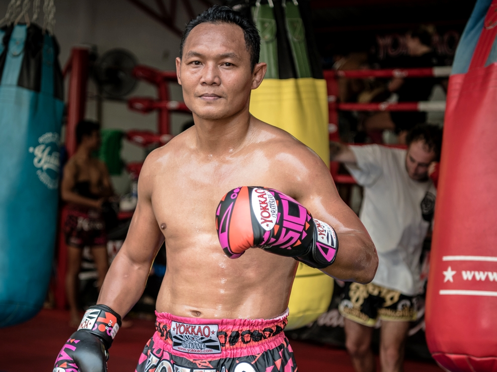 My Muay Thai Private With Saenchai