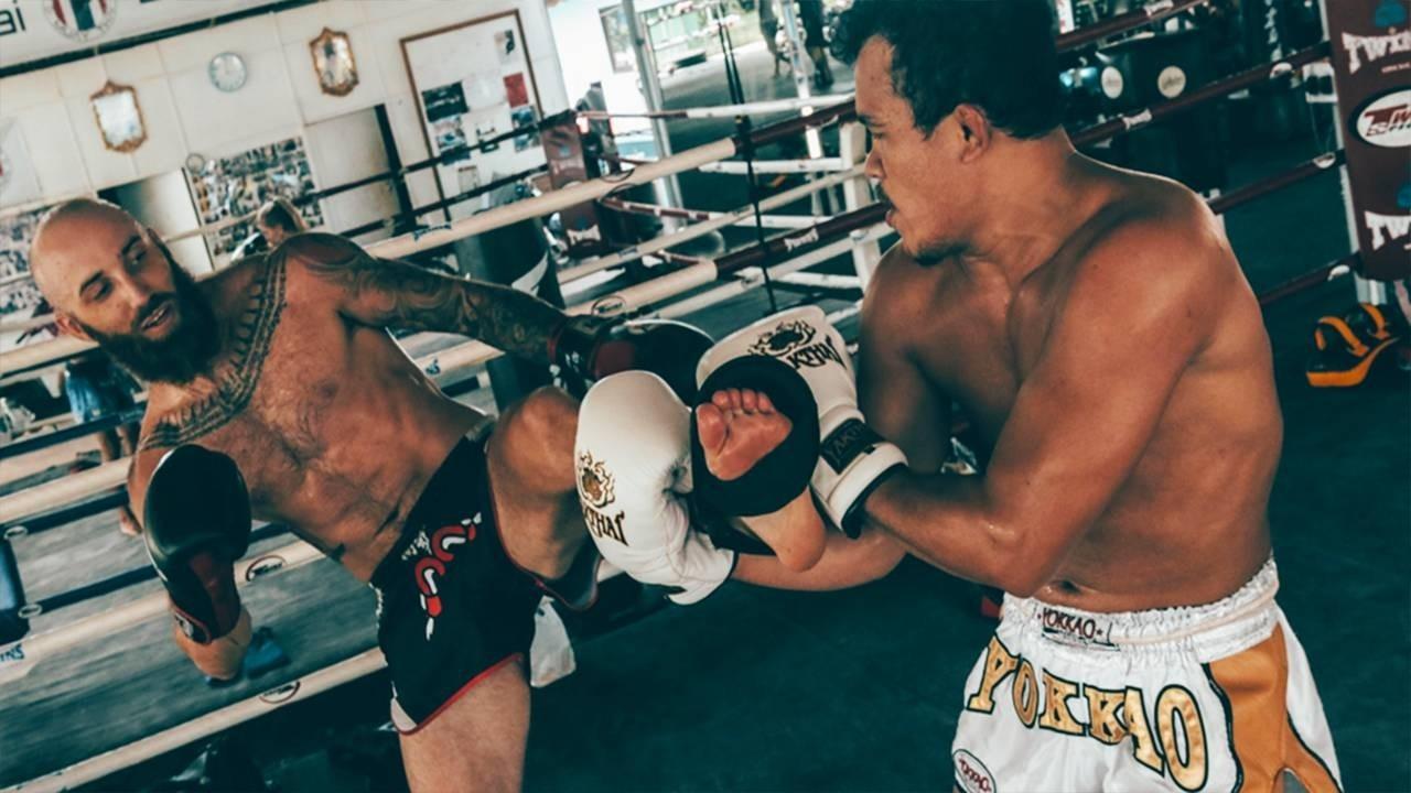 hook up Muay Thai schema