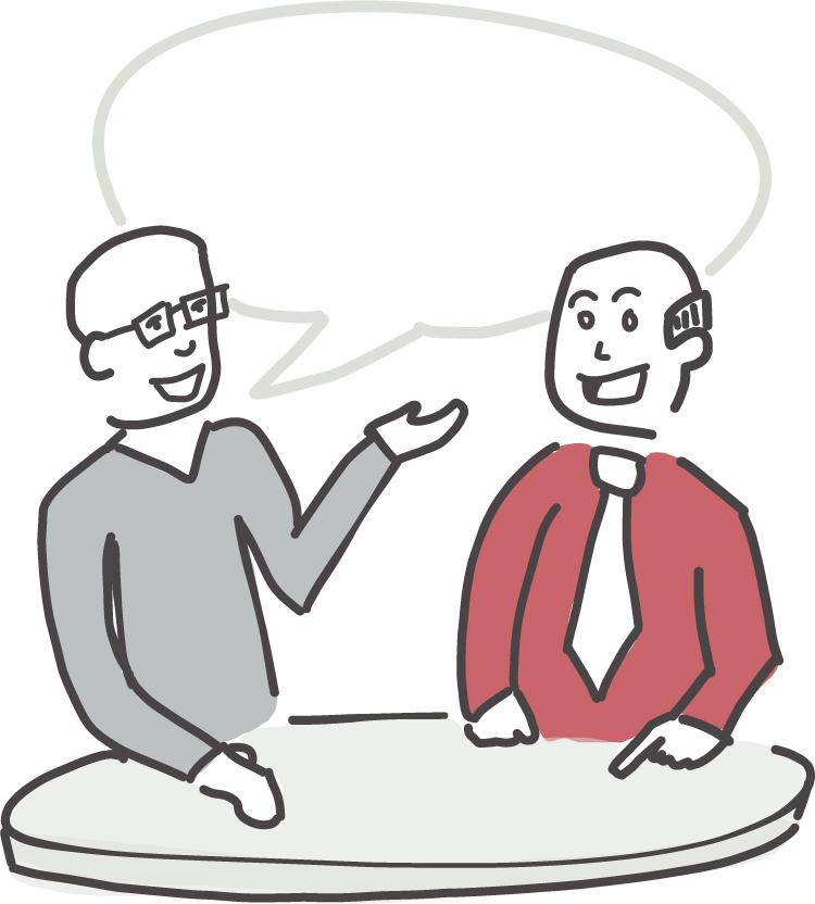 Visual Selling® Sommerakademie: Rethink Business Process - Dialog zur Präsentationsvisualisierung