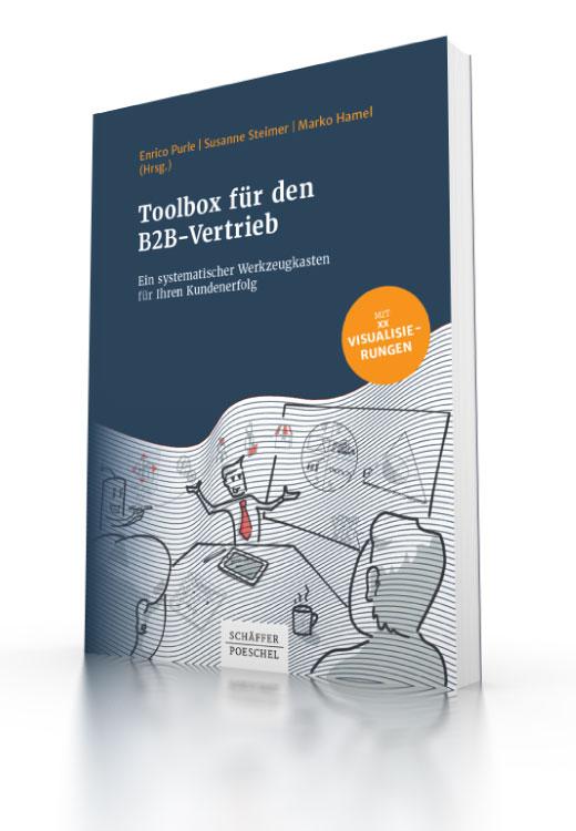 B2B-Toolbox für den Vertrieb - das visuelle Nachschlagewerk