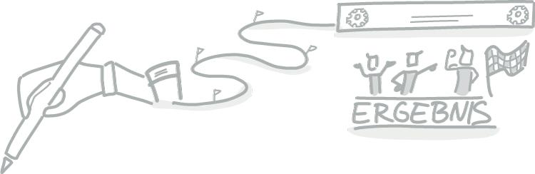 Visual Selling® Sommerakademie: Rethink Business Process - Projektergebnis visuell präsentieren