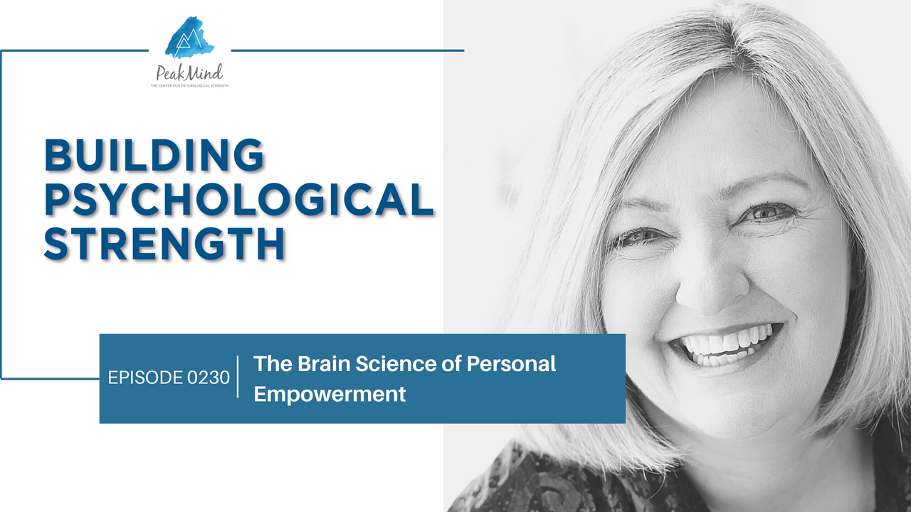 Empowerment Psychology Brain Science