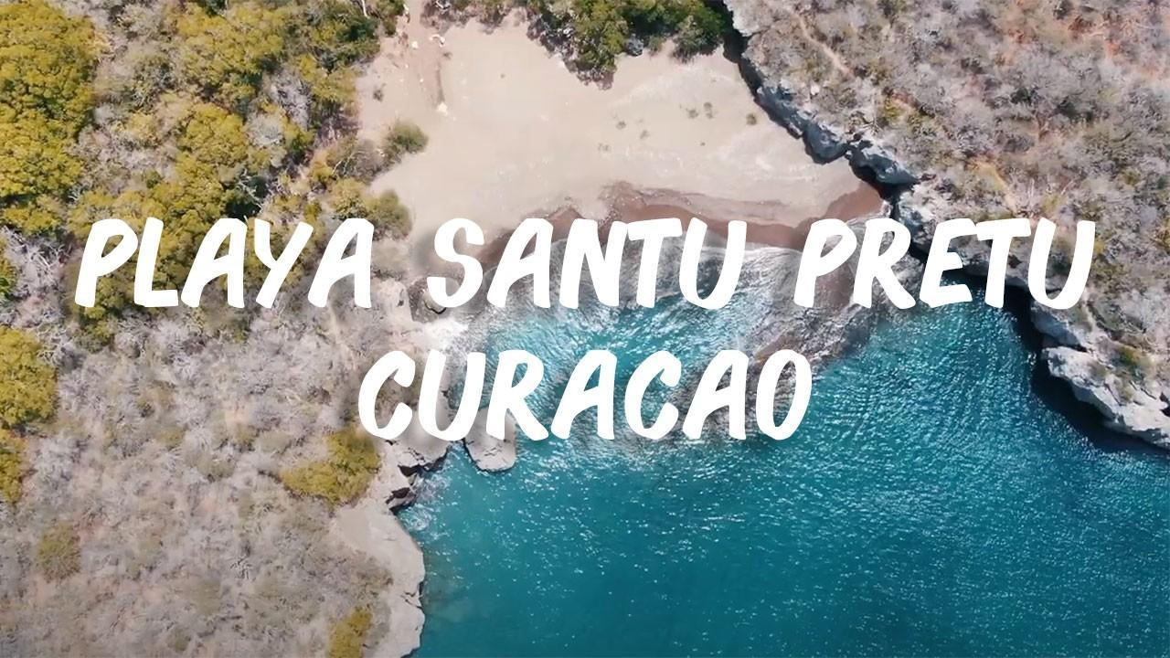 Playa Santu Pretu, Curacao