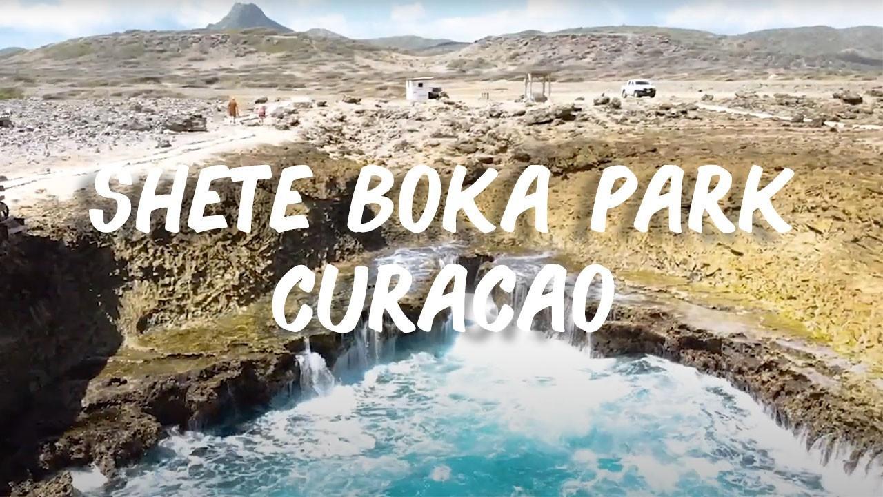 Shete Boka Park, Curacao