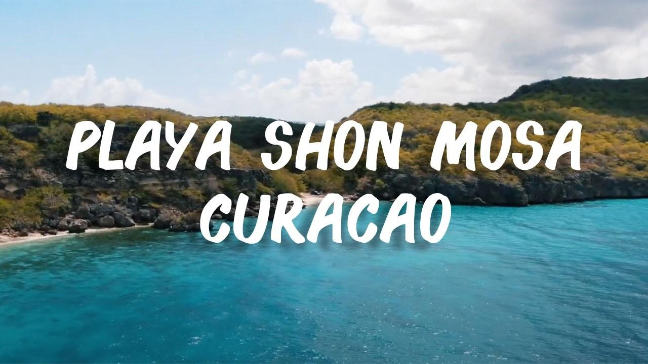 Playa Shon Mosa, Curacao