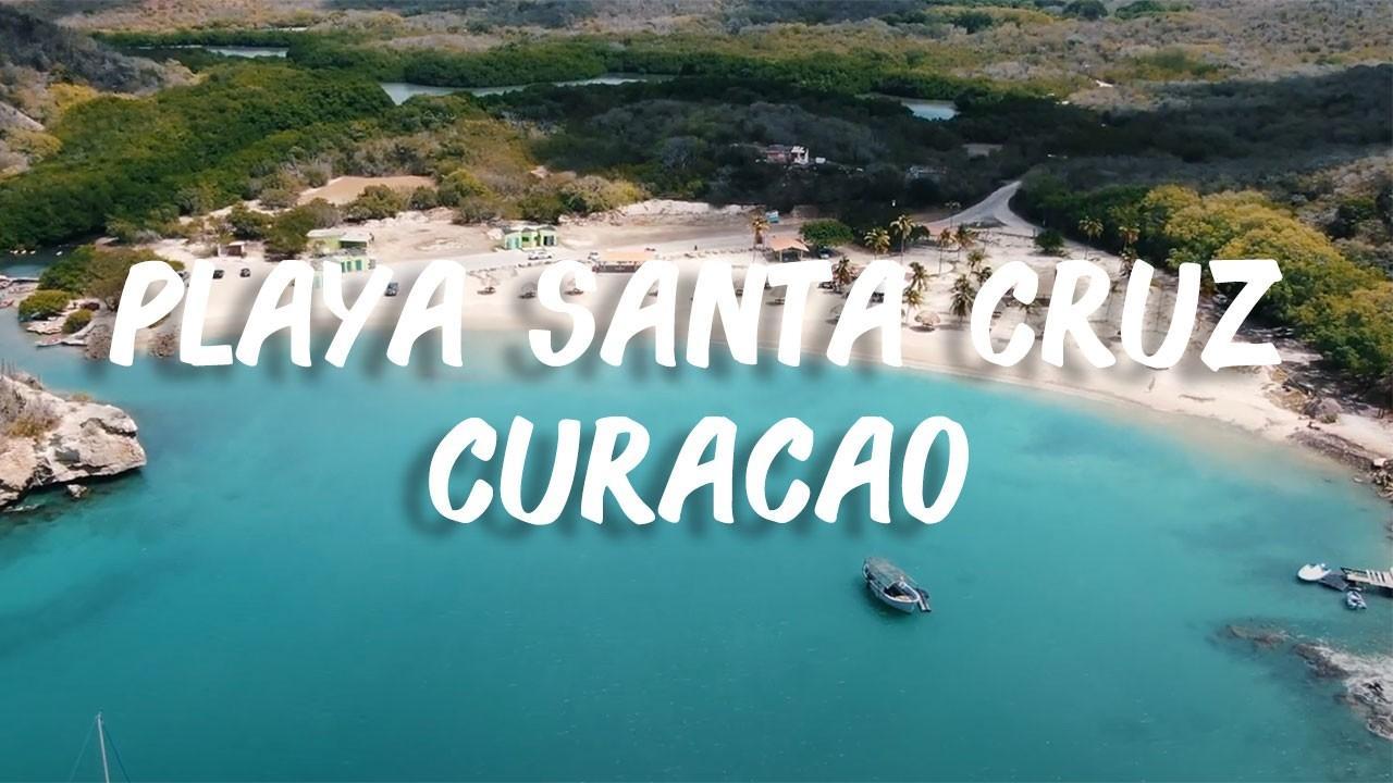 Playa Santa Cruz, Curacao