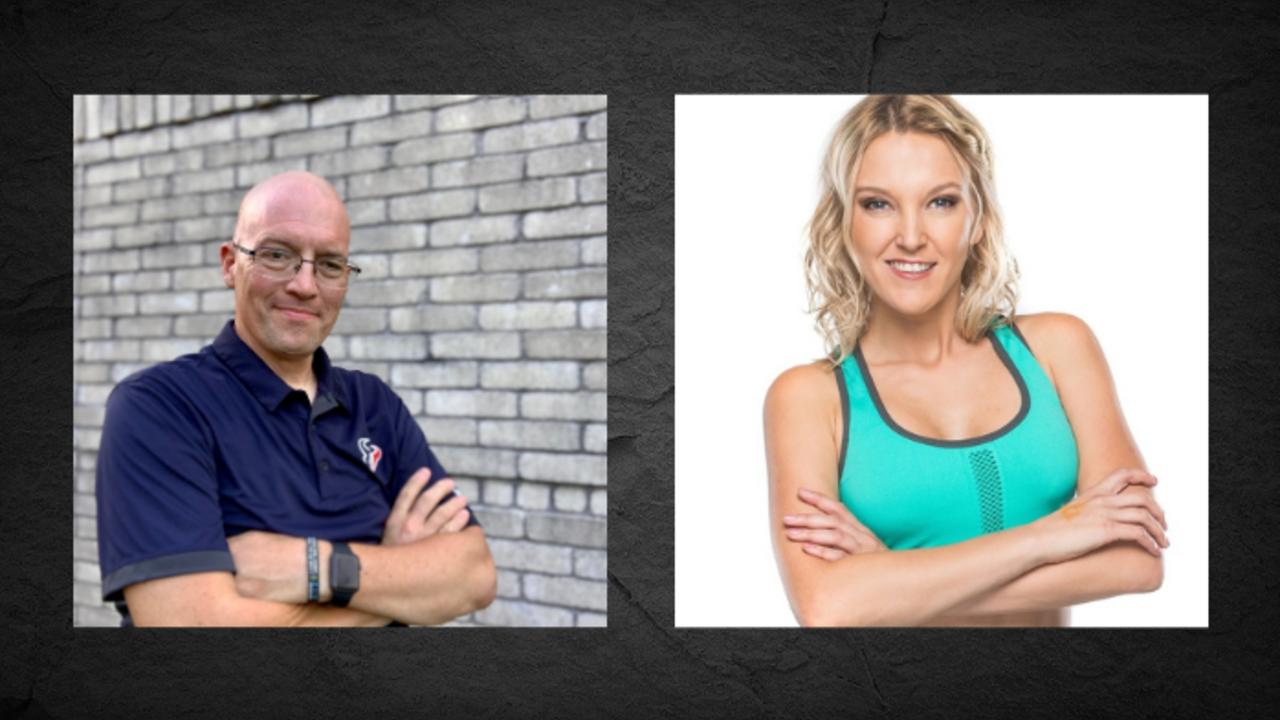Mark Struczewski, Amanda Webster