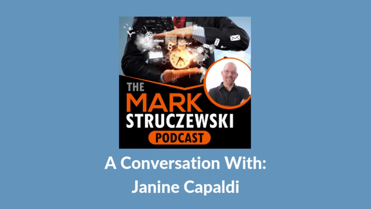 Mark Struczewski, Janine Capaldi