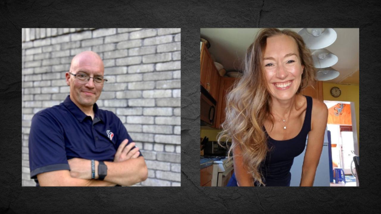 Mark Struczewski, Julie Anderson