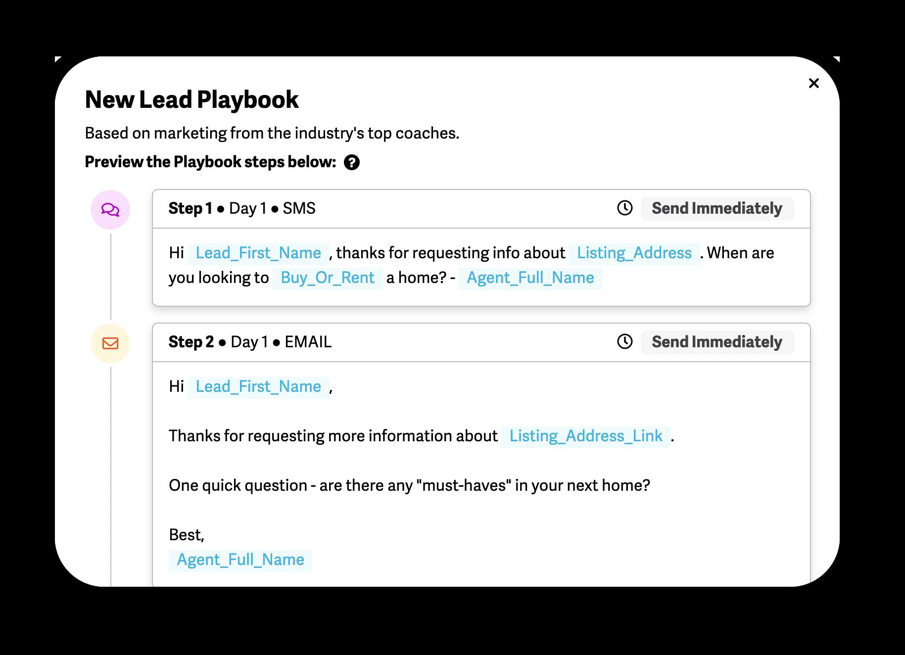 PropertySimple's new lead playbook