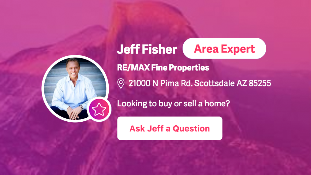 example of an Area Expert badge at the top of an agent's PropertySimple Profile