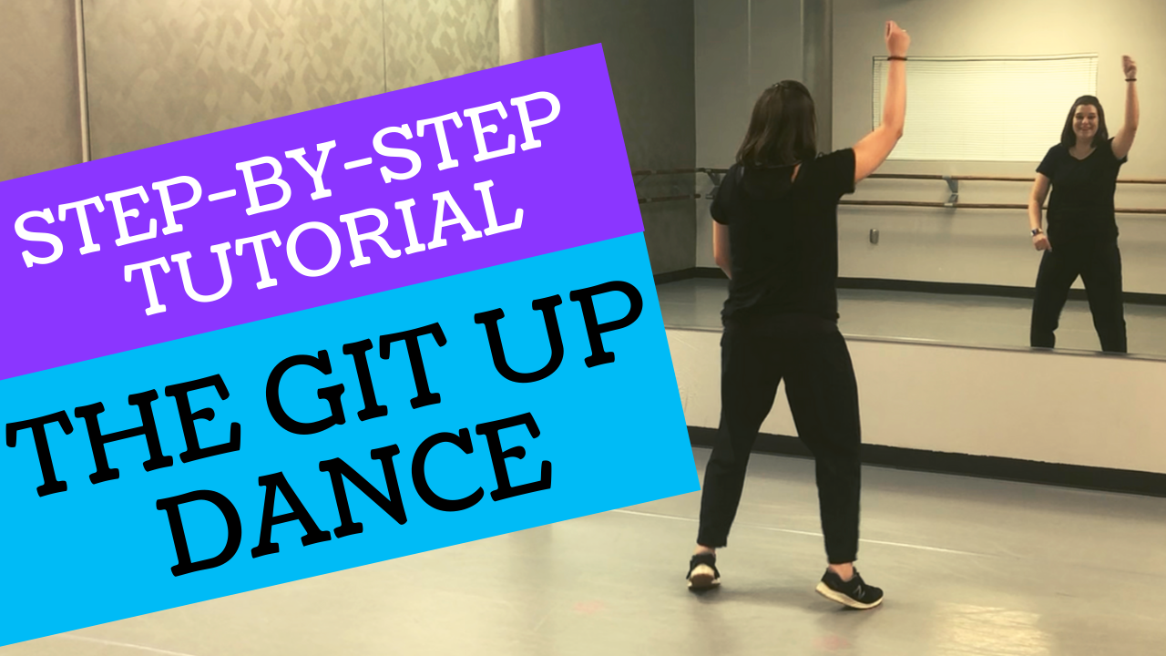 The Git Up Dance by Blanco Brown - Step-by-Step Tutorial for Beginners