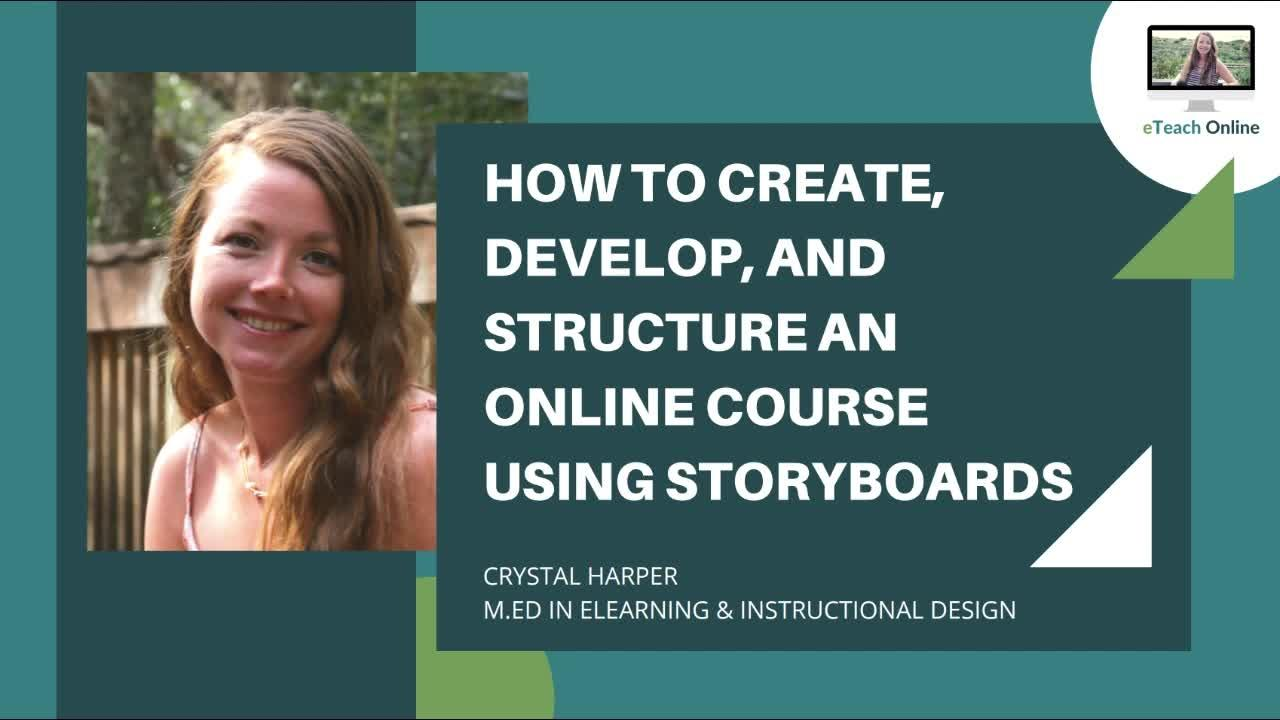 Storyboarding For Elearning Create And Develop Interactive Courses