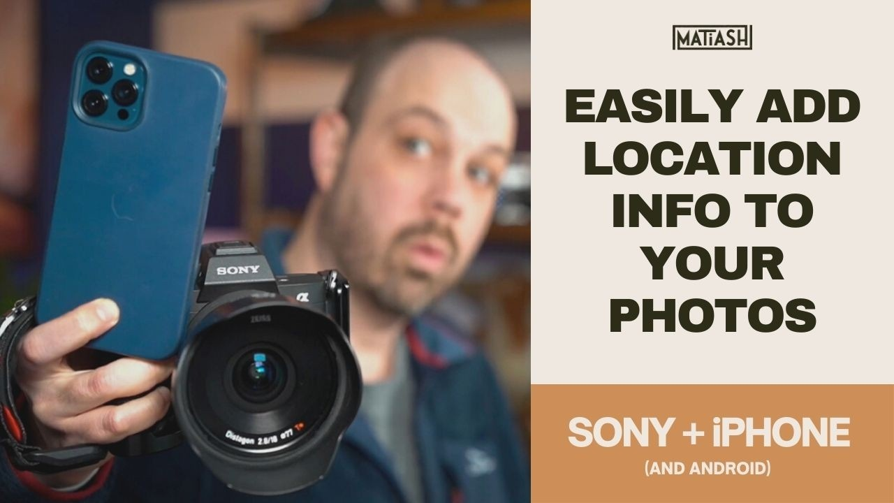 Easily Add Location Info To Your Photos