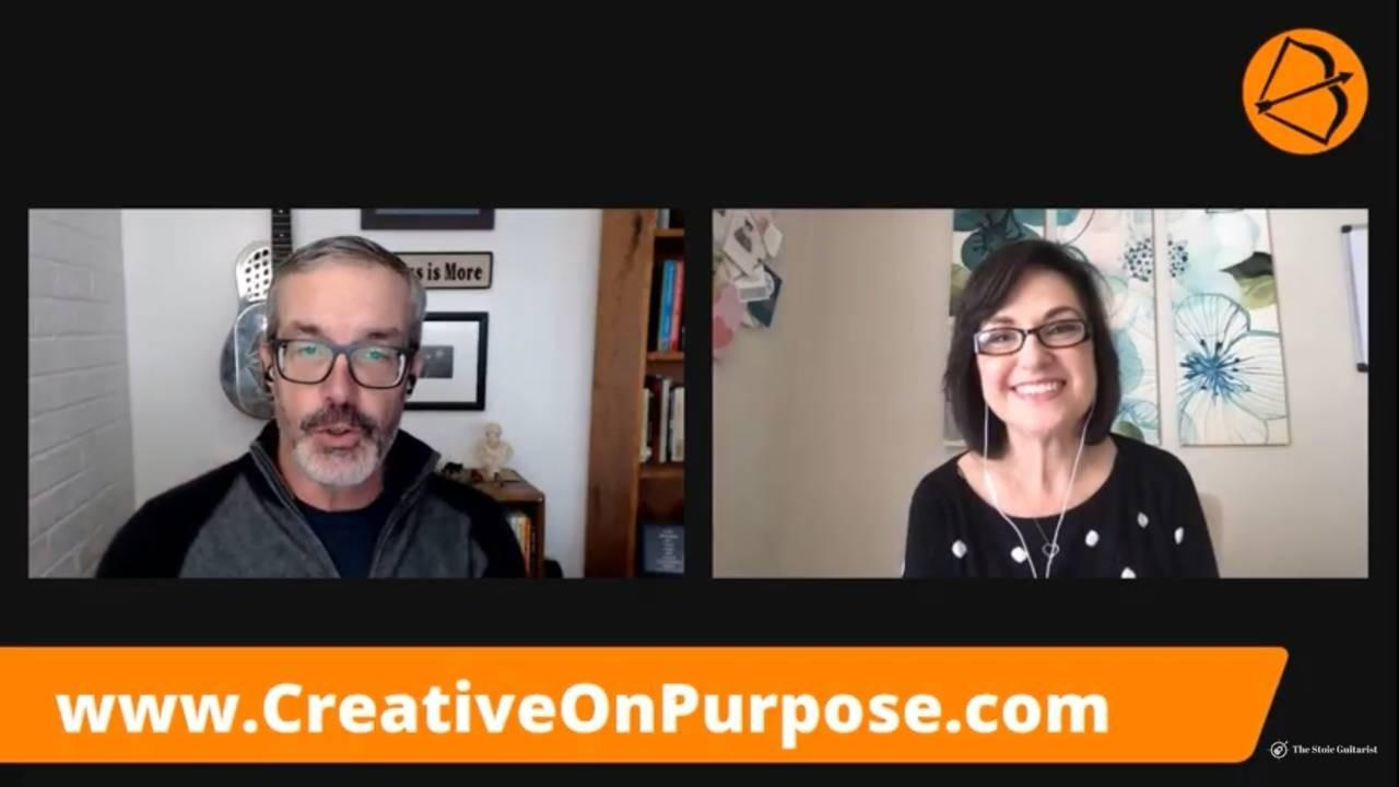 Jen Milius Interview || Creative on Purpose Live