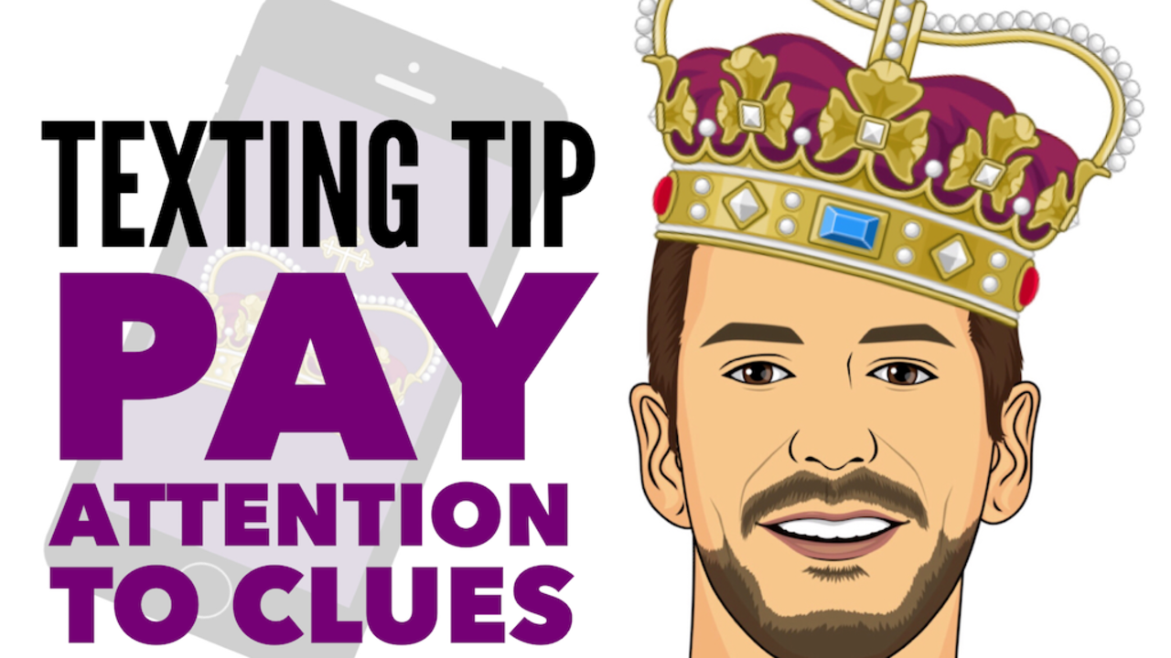 To Pay Attention Clip Art