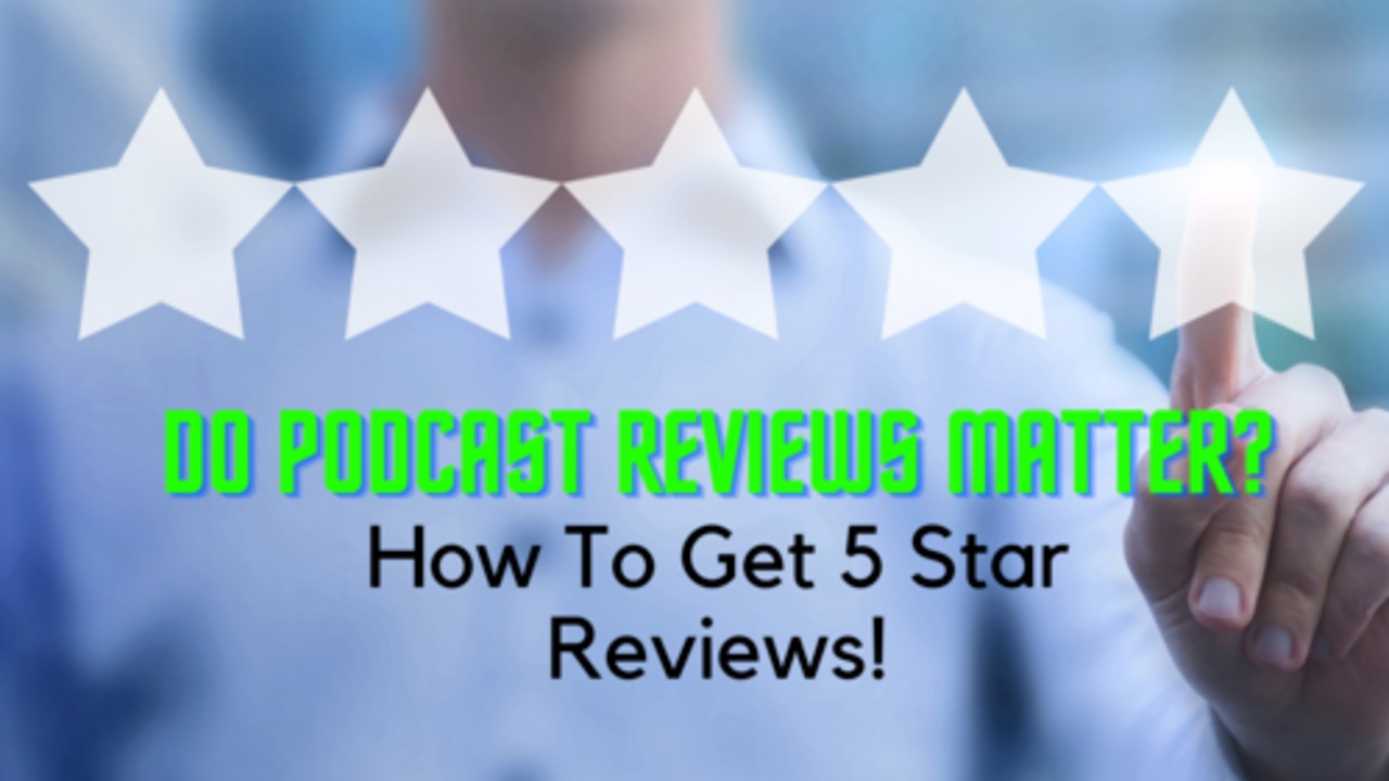 podcast reviews