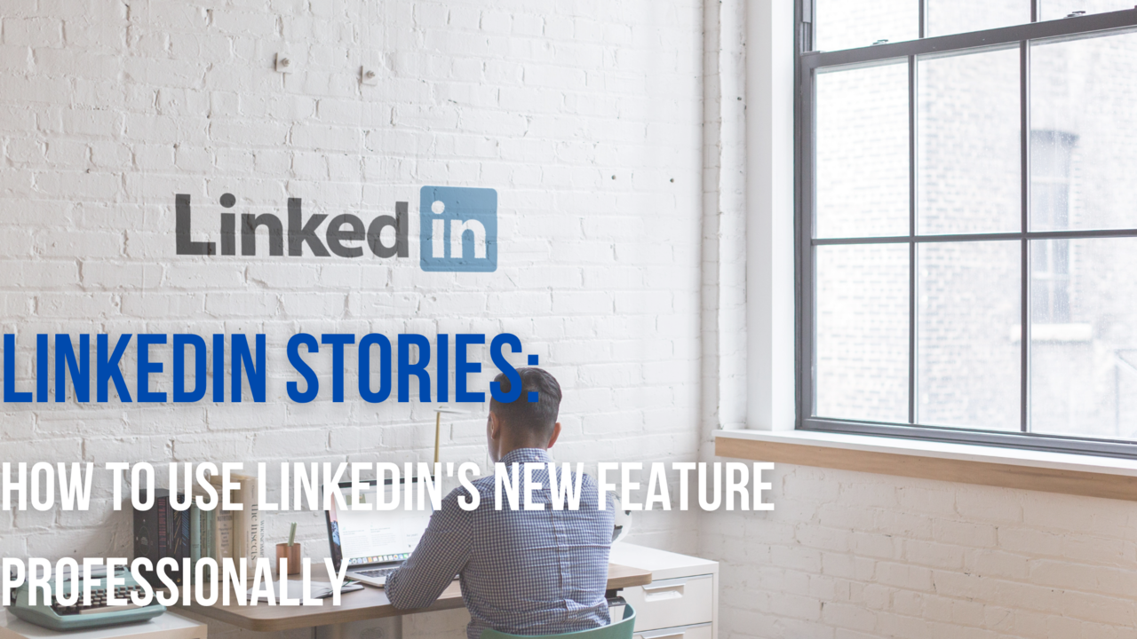 linkedin stories