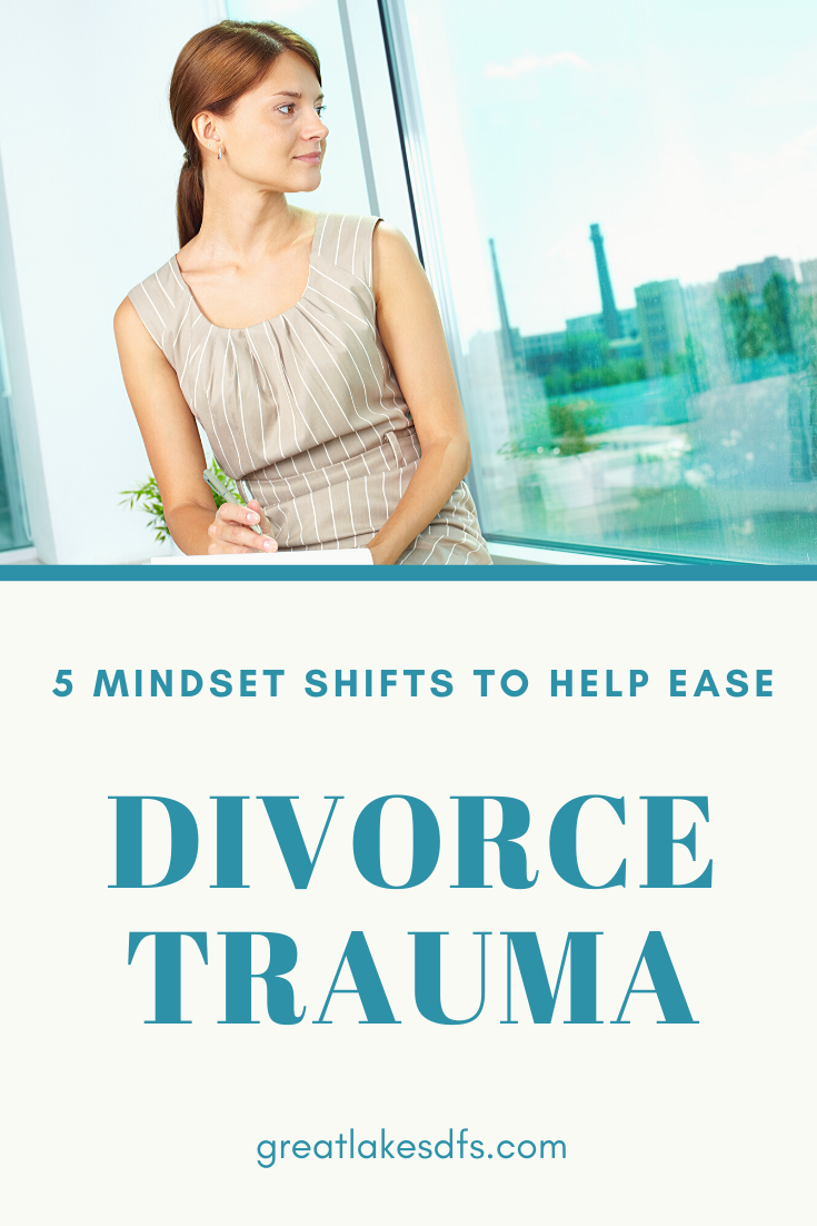 mindset shifts for divorce trauma