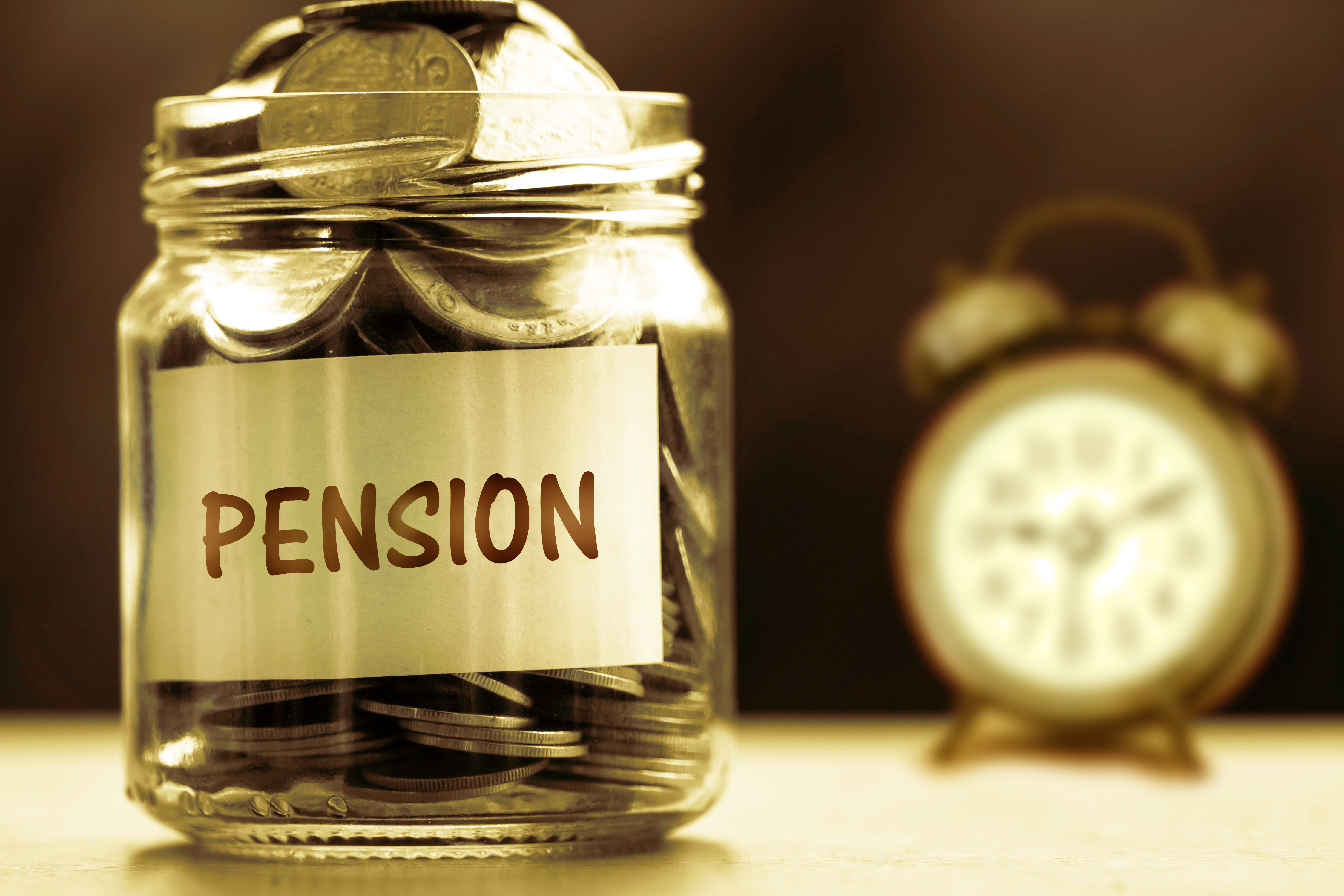 how to keep your pension in a divorce
