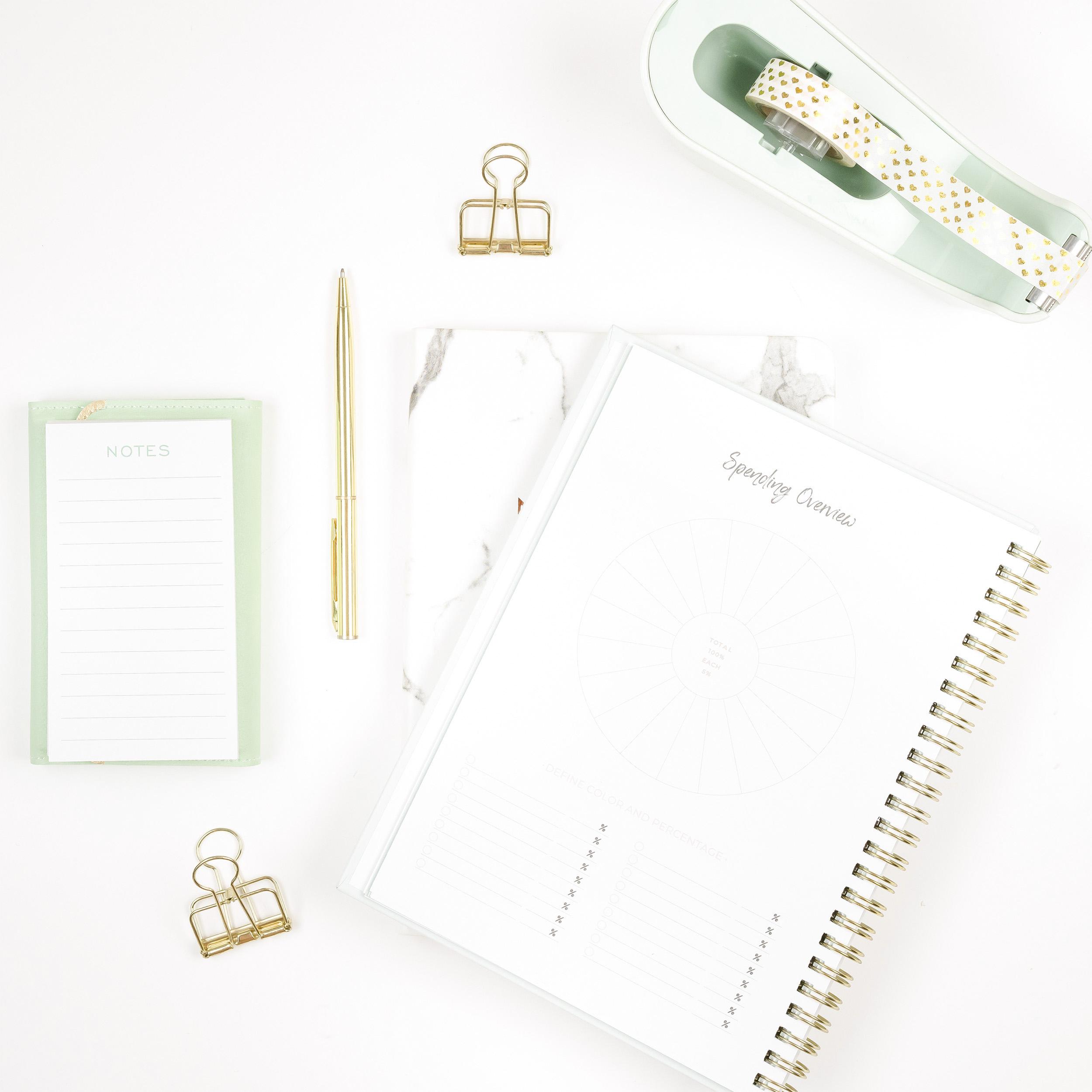get organized with a preparing for divorce checklist