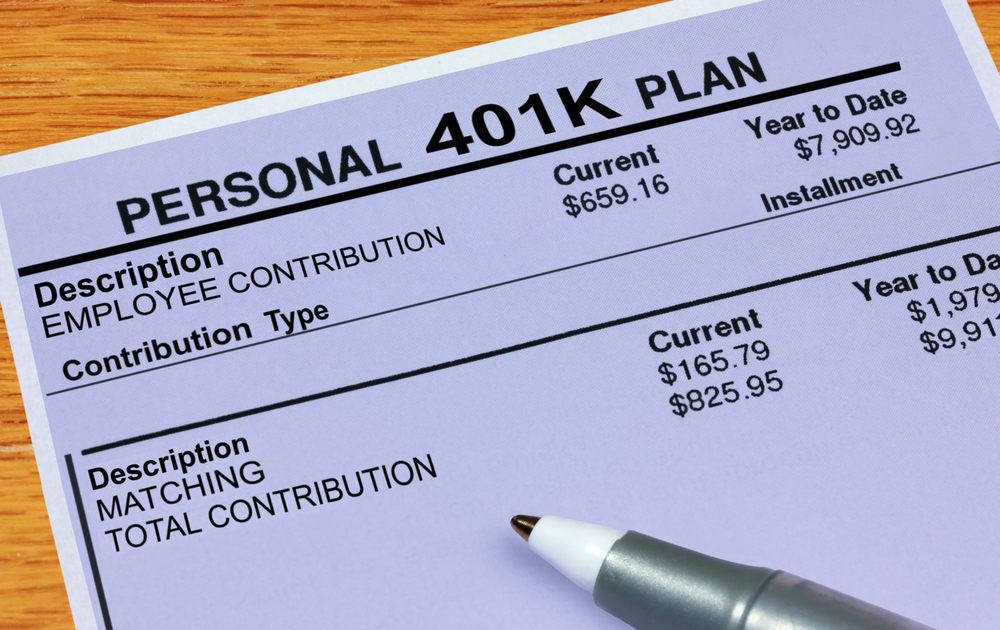 401k divorce