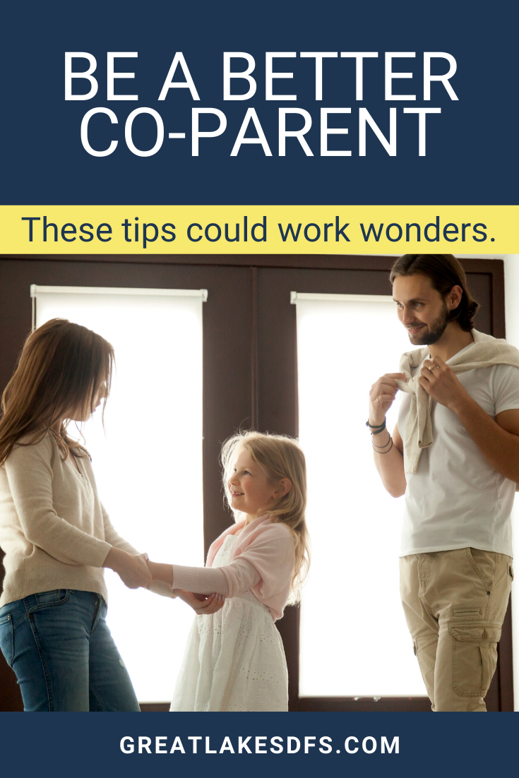 how to be a better co-parent