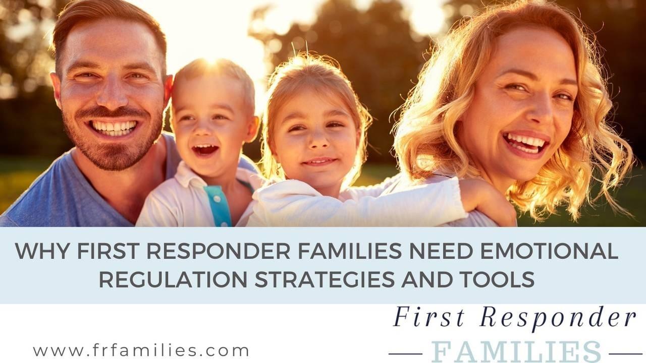 emotionally regulated family
