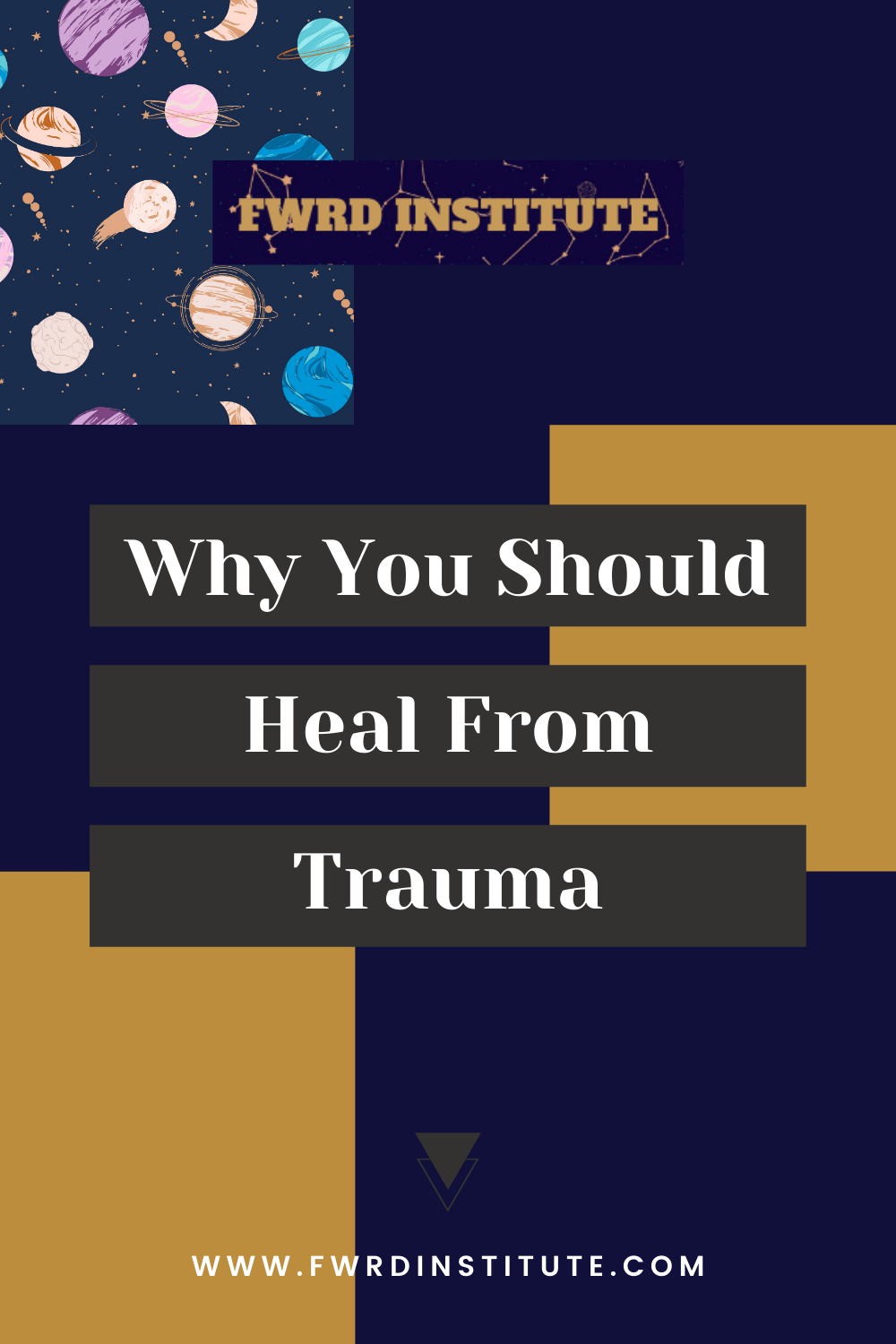 Why You Should Heal From Trauma