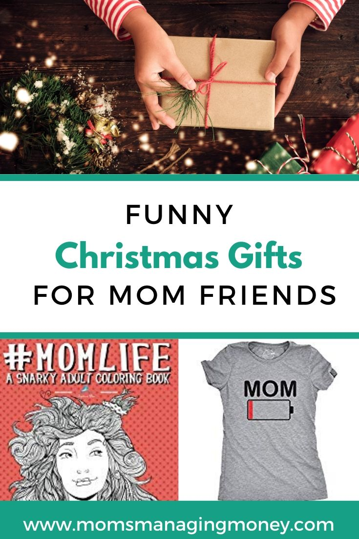 Funny Christmas Gift Ideas for Moms