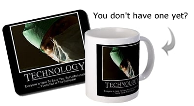 Electronic medical record humor gifts